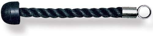 Рукоятка-канат для тяги на трицепс HAWK 0102 SZ Черный