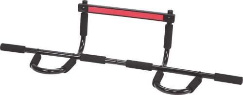 Турник навесной в дверной проем PRO-SUPRA до 90 кг 330-DY 92 см Черный