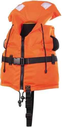 Жилет страховочный Юнга детский с подголовником 10-15 кг SM-034 34-36 Оранжевый