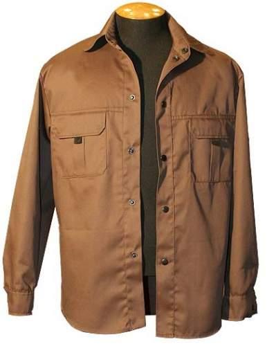 Рубашка Cафари SM-296 46/180 Хаки