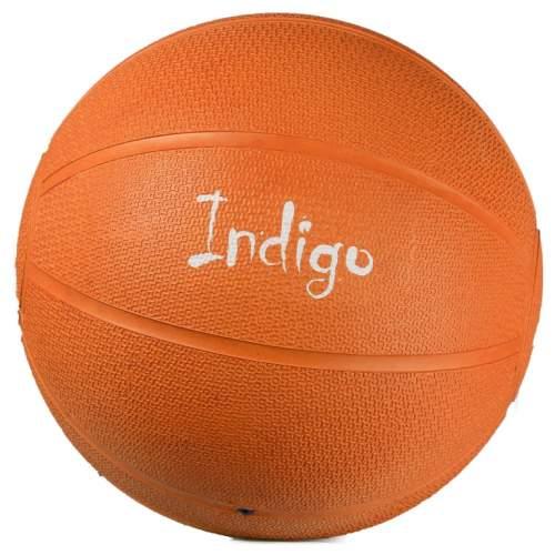 Медицинбол INDIGO 9056 HKTB 4 кг Оранжевый