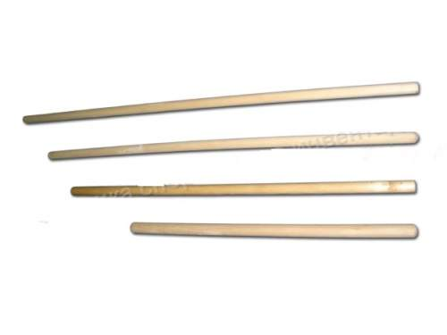 Палка гимнастическая деревянная AN-19 0,9 м