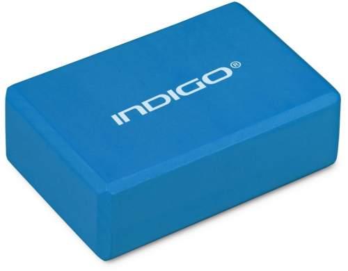 Блок для йоги INDIGO 6011 HKYB 22,8 х15,2 х7,6 см Голубой