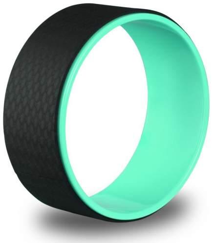 Колесо для йоги INDIGO 97475 IR A 32 см Зеленый