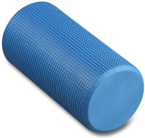 Ролик массажный для йоги INDIGO Foam roll IN045 30*15 см Синий
