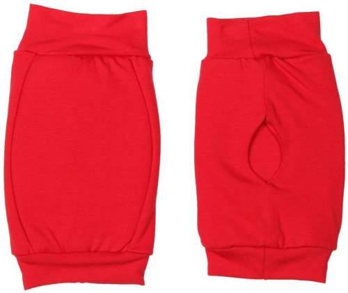 Наколенник для гимнастики и танцев INDIGO SM-113 XS Красный