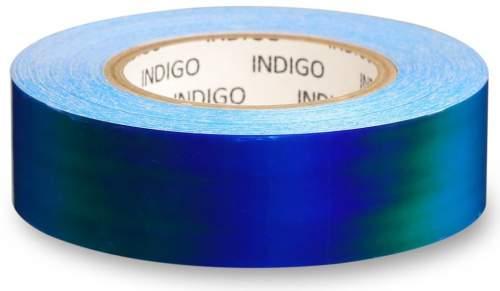 Обмотка для обруча с подкладкой INDIGO СHAMELEON IN137 20мм*14м Синий
