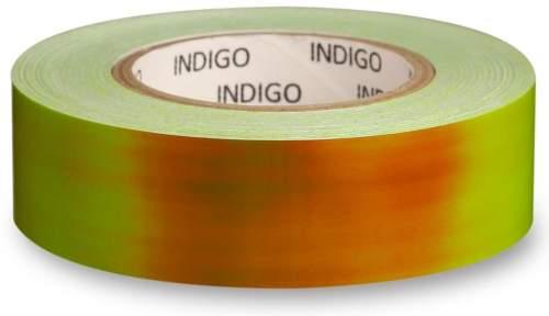 Обмотка для обруча с подкладкой INDIGO СHAMELEON IN137 20мм*14м Лимонный