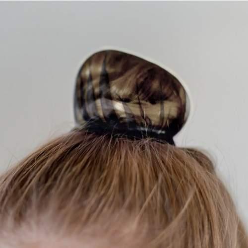 Сеточка для волос INDIGO SM-329 9 см Черный
