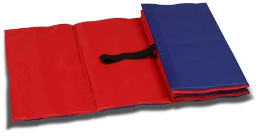 Коврик гимнастический детский INDIGO SM-043 150*50 см Сине-красный
