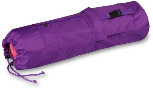 Чехол для коврика с карманами SM-369 69*18 см Фиолетовый