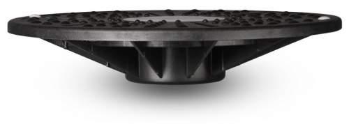 Диск балансировочный INDIGO пластиковый IN172 39,5*8 см Черный