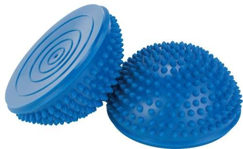 Полусфера массажная балансировочная (2шт) 97437 R 16*8 см Синий