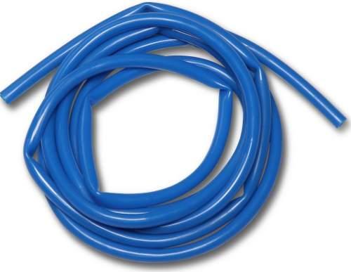 Эспандер трубка латексная INDIGO HEAVY (7-10 кг) SM-074 3м*12мм Синий