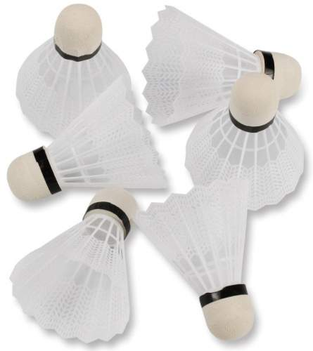 Волан пластик TELOON (6шт) TB020 Белый