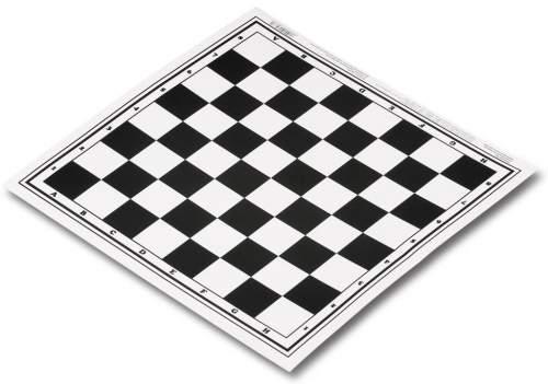Поле шахматы/шашки ламинированный картон SM-115 30*30см