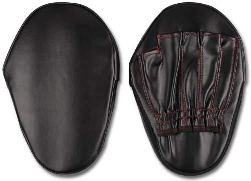 Лапа боксерская Парная SM и/к (пара) SM-097 30*20*4 см Черный