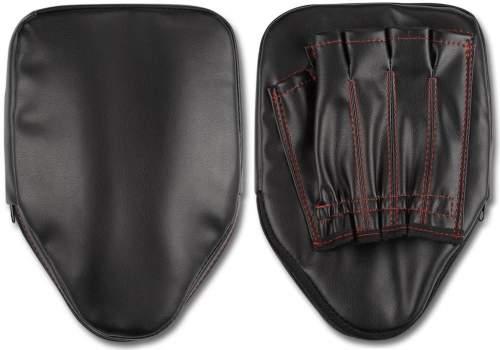 Лапа боксерская Череп SM и/к SM-099 28*20*5 см Черный