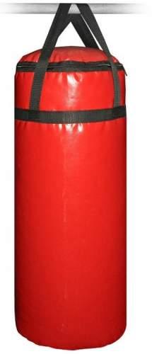 Мешок боксерский SM 25кг на стропе (армированный PVC) SM-234 25 кг Красный