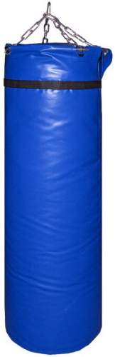 Мешок боксерский SM 55кг на цепи (армированный PVC) SM-239 55 кг Синий