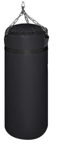 Мешок боксерский SM 25кг на цепи (армированный PVC) SM-235 25 кг Черный