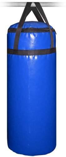 Мешок боксерский SM 25кг на стропе (армированный PVC) SM-234 25 кг Синий