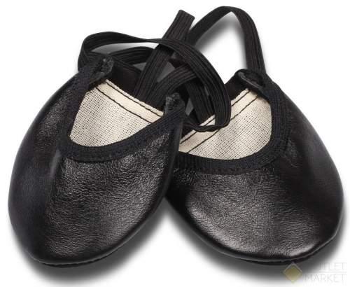 Получешки кожаные GS103 40/41 Черный
