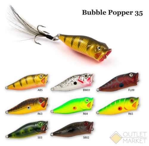 Воблер Raiden Bubble Popper 35 2,1 гр.