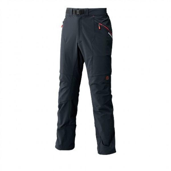 БрюкиMS Water Repellent Pants PA-001N Черный L 5YPA001N16