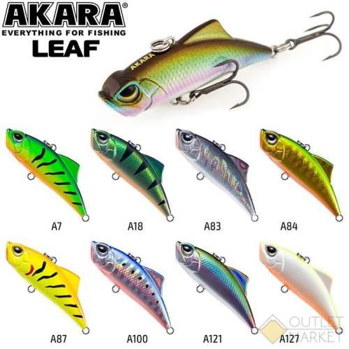 Воблер Akara Leaf 45S 5,5 гр. (3/15 oz 1,8 in)