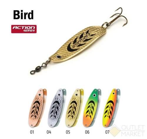 Блесна колеблющаяся Akara Action Series Bird 90 26 гр