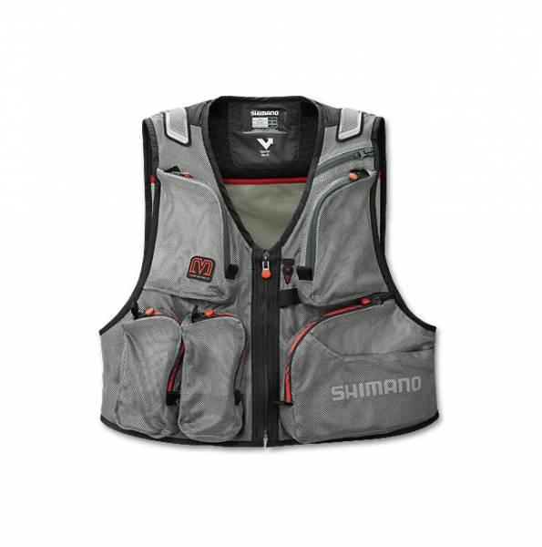 Жилет MS Mesh Vest VE-002N Серебро 5YVE002N1C