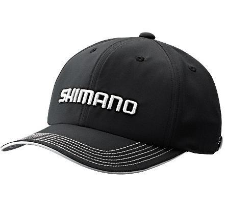 Кепка Shimano Basic Cap CA-031N Цв. Черный р-р. REGULAR (58 см.) 5YCA031N1F