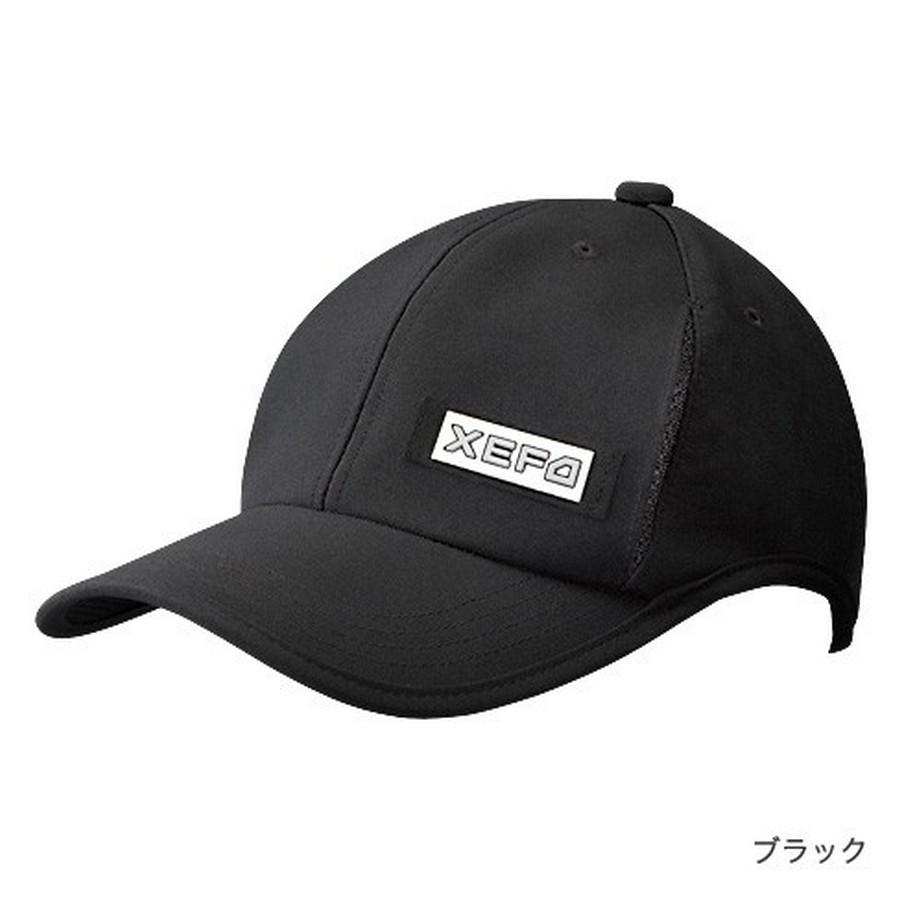 Кепка XEFO WIND FIT Cap CA-251N Черный Regular Size 5XCA251N1F