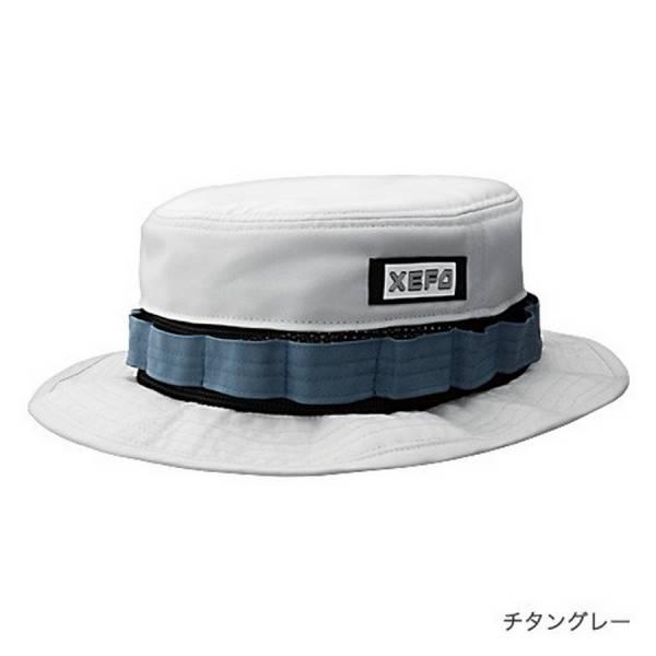 Шляпа XEFO WIND FIT Half Mesh Hat CA-259N Серый Regular Size 5XCA259N2F
