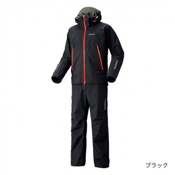 Костюм Shimano DryShield RA025M Черный 5YRA025M18