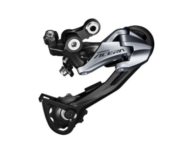 Перекючатель задний Shimano Acera M3000 SGS 9 скоростей Shadow ERDM3000SGS