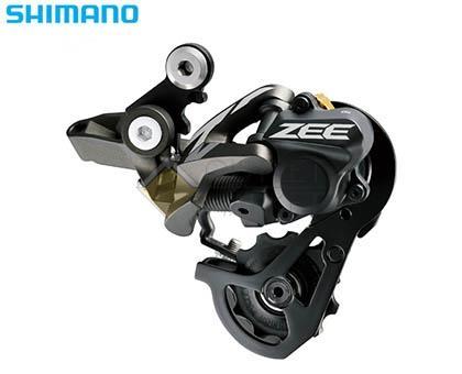 Перекючатель задний Shimano Zee M640 SS 10 скоростей для FR 11-32/11-36T RD+ IRDM640SSW