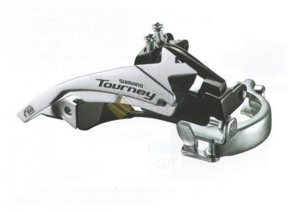 Переключатель передний Shimano EFDTY510TSX6