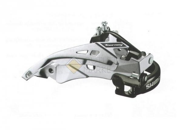 Переключатель передний Shimano Tourney TY700 EFDTY700TSX6