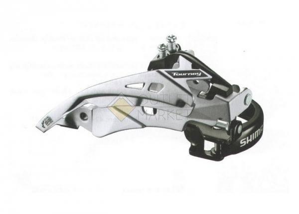 Переключатель передний Shimano EFDTY710TSX6