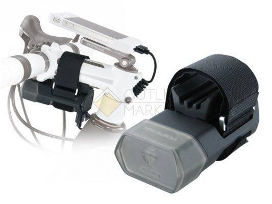 Аккумуляторный блок TOPEAK Mobile PowerPack 5200mAh