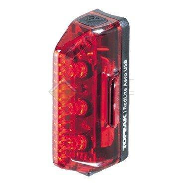 Задний фонарь TOPEAK RedLite Aero USB TMS074