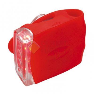 Задний фонарь TOPEAK RedLite DX USB SAfety Light, красный, красный свет TMS041R