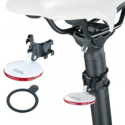 Задний фонарь TOPEAK RedLite UFO Mini белый