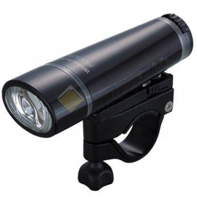 Передний фонарь TOPEAK WhiteLite HP Focus чёрный