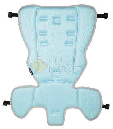 Подушка для детского кресла TOPEAK BabySeat II blue голубой