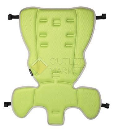 Подушка для детского кресла TOPEAK BabySeat II green зеленый