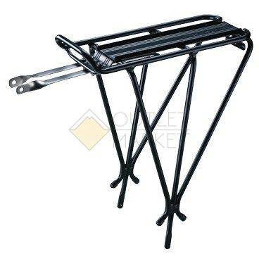 Багажник TOPEAK Explorer Tubular Rack чёрный