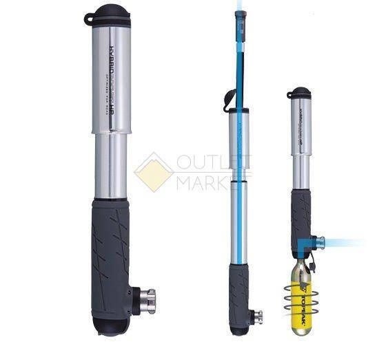 Комбинированный насос - воздух или СО2 TOPEAK THR-HP1S
